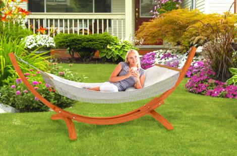 Die Hängematte ? Ein Garant Für Erholung Und Entspannung Gemutliche Hangematte Fur Den Garten Zum Entspannen